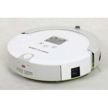Multi-Functional Robotic Vacuum Cleaner Similar to Roomba