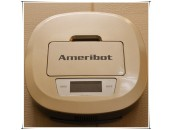 Ameribot-720  Intelligent  Navigation Robotic Vacuum Cleaner Similar to LG Roboking Square