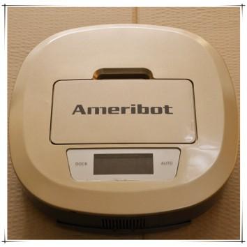 Ameribot-720  Intelligent  Navigation Robotic Vacuum Cleaner Similar to LG Roboking Square