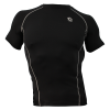 Mens Compression Short sleeve Sports Top #014
