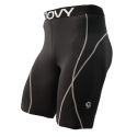 Mens Coovy Compression Sports Short Elite Black #022