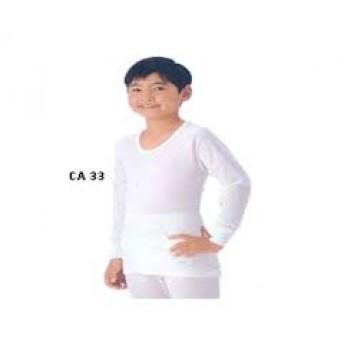 CA33 U-Neck Long Sleeve Undershirt (Unisex)